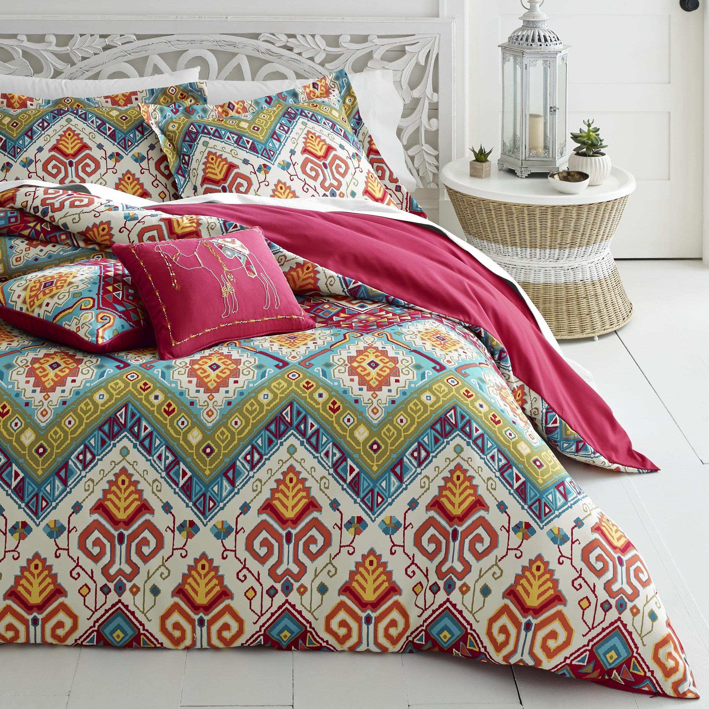 Bungalow Rose Larue Reversible Quilt Set Reviews Wayfair