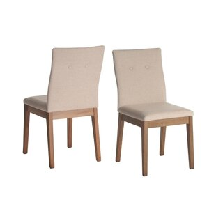 Tassone Upholstered Dining Chair (Set of 2) by Union Rustic