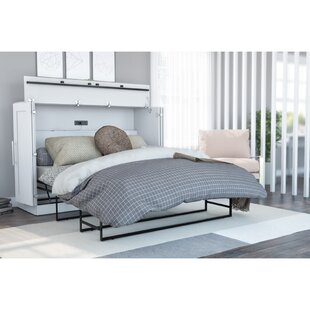 Canella Murphy Bed with Mattress