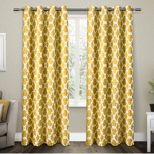 gold curtains discount half patterned mini t simple curtain modern price luxury tags