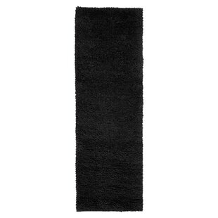 Affordable Bonney Black Area Rug By Wrought Studio