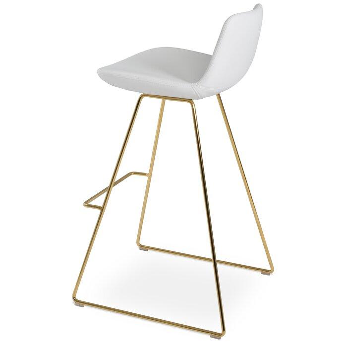 Awesome Pera 24 Bar Stool Inzonedesignstudio Interior Chair Design Inzonedesignstudiocom