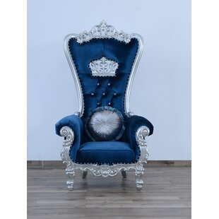 Sylvania Queen Elizabeth Armchair by Astoria Grand