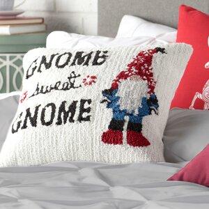 Verity Winter Throw Pillow
