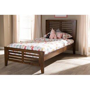 Harriet Bee Randi Twin Platform Bed