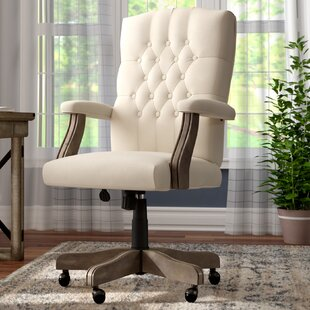 State Line Executive Chair by Laurel Foundry Modern Farmhouse Today Only Sale