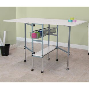 Anya Sewing Table by Rebrilliant