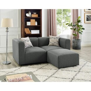 Deerfield Modular Sectional with Ottoman
