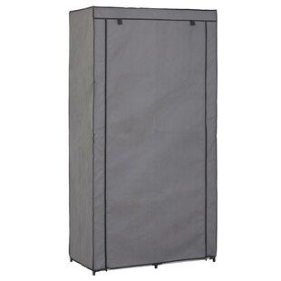 Chloé 89cm Wide Portable Wardrobe By 17 Stories