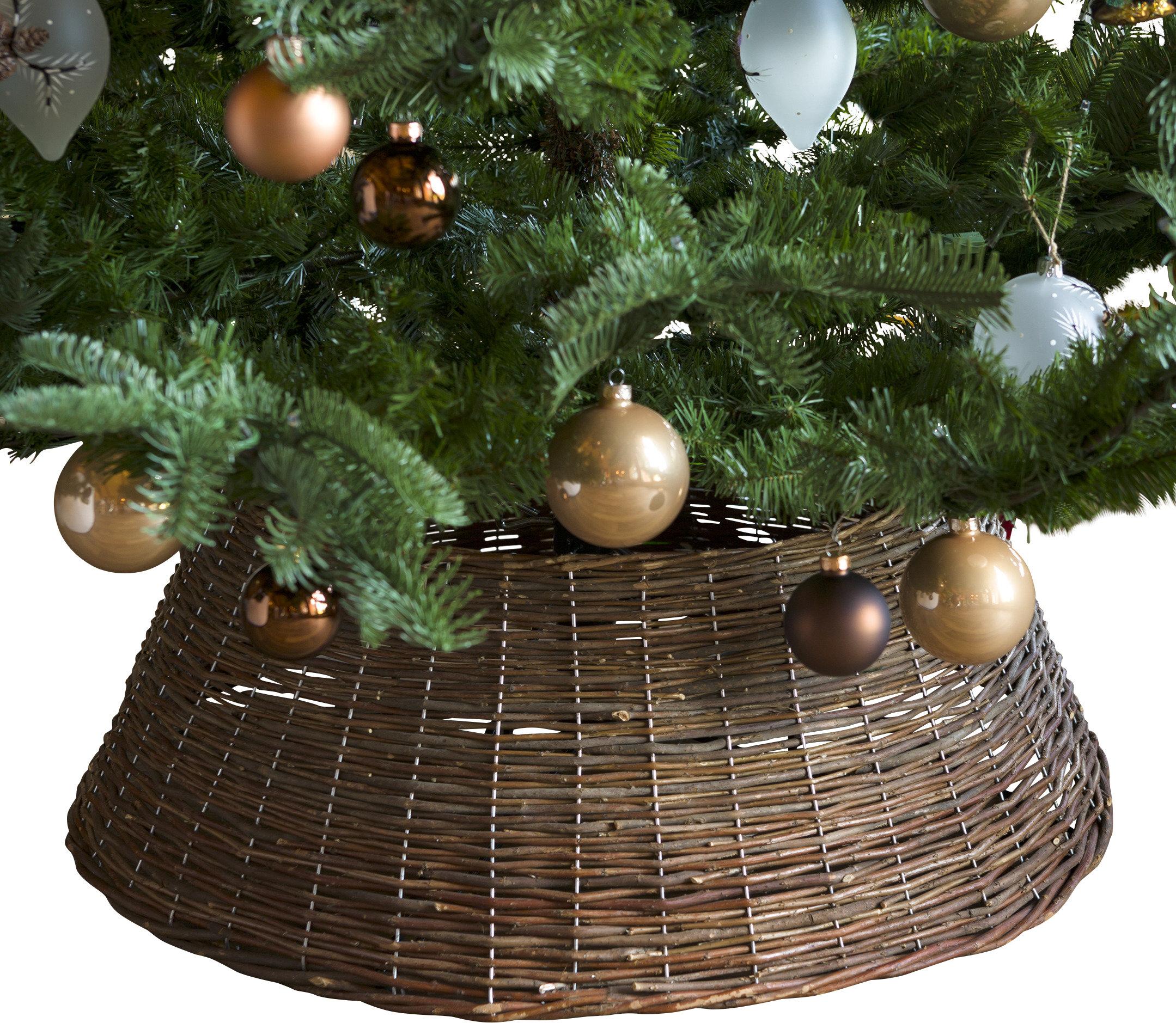 Christmas Tree Collars Free Shipping Over 35 Wayfair