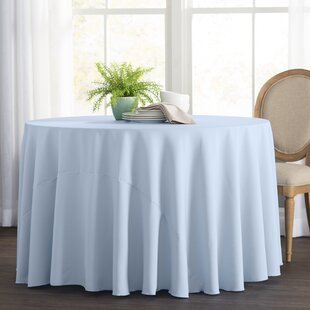 Blue Round Tablecloths