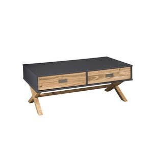 Teague Coffee Table by Union Rustic Best