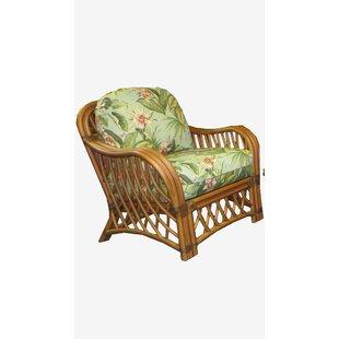 Montego Bay Barrel Chair By Spice Islands Wicker