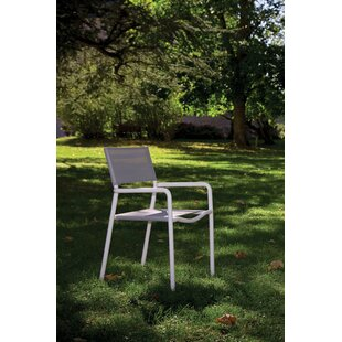 Mineo Stacking Garden Chair (Set Of 4) By Sol 72 Outdoor