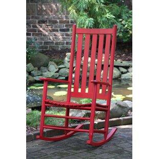 August Grove Rigby Rocking Chair