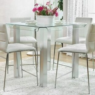 Billerica 5 Piece Pub Table Dining Set (Set of 5)