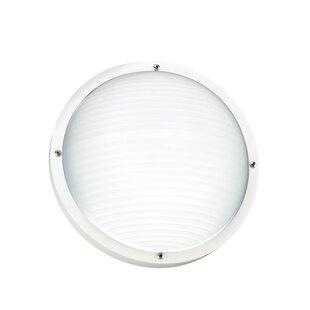 Breakwater Bay Laxford LED Outdoor Bulkhead Light
