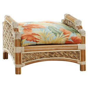 Mauna Loa Ottoman by Spice Islands Wicker