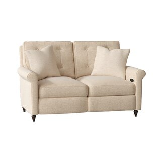 Check Prices Allen Reclining Loveseat by Wayfair Custom Upholstery™ Reviews (2019) & Buyer's Guide