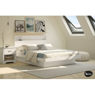 Basic Platform Bed by South Shore