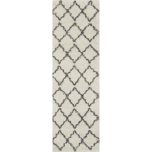 Savings Olhouser Ivory/Charcoal Black Area Rug ByZipcode Design