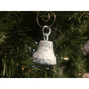 Cast Iron Bell Christmas Ornament