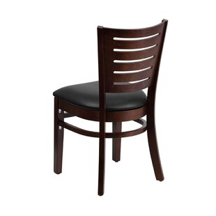 Coralie Restaurant Upholstered Dining Chair by Ebern Designs
