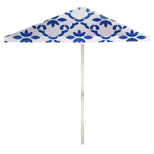 6' Square Market Umbrella