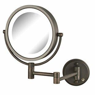 Symple Stuff LED Wall Mount Bathroom Vanity Mirror