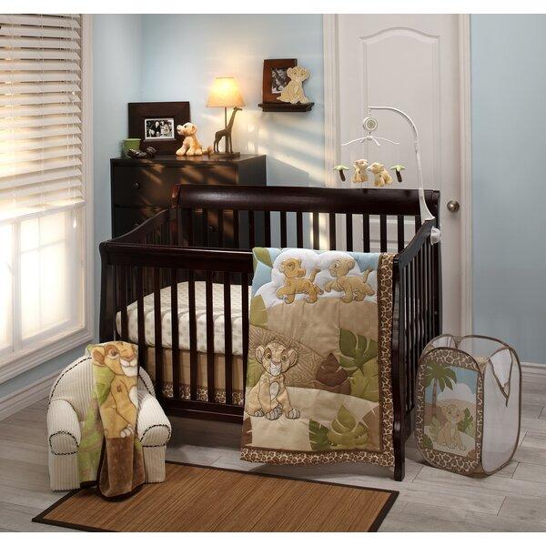 Disney Baby Lion King Circle of Life Crib Musical Mobile only Simba Nala