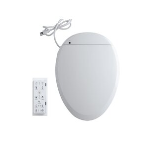 Kohler C3 201Elongated Bidet Toilet Seat with In-Line Heater and Remote Controls