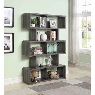 Online Reviews Minni Standard Bookcase by Wrought Studio