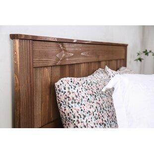 Best Price Swarey Panel Headboard by Millwood Pines