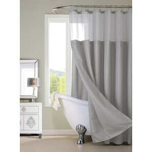 beige and gray shower curtain. Hotel Shower Curtain Gray  Silver Curtains You ll Love Wayfair