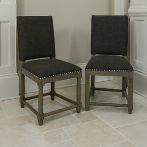 Winston Side Chair (Set of 2) by The Bella Colle..