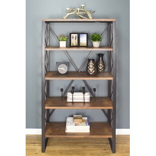 Delphine Etagere Bookcase