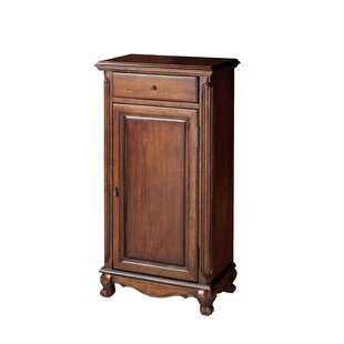 Beedle 1 Drawer and 1 Door Accent Cabinet by Astoria Grand