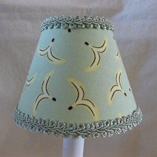 Slippery Banana Peel 11 Fabric Empire Lamp Shade