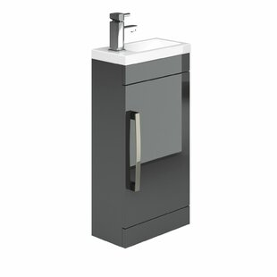 Aparicio 395mm Free-standing Vanity Unit By Mercury Row