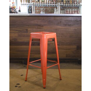 Check Prices Gateshead 30 Bar Stool by Ebern Designs Reviews (2019) & Buyer's Guide