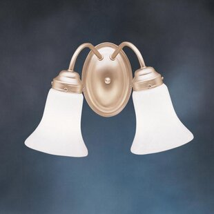2-Light Vanity Light by Kichler