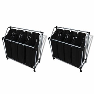 Laundry Sorter (Set Of 2) By Rebrilliant