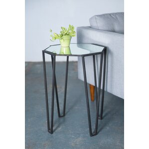 Pointed Leg End Table by Knox & Harrison