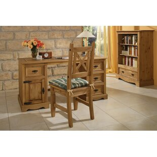 Dovray Solid Wood Dining Chair (Set Of 2) By Union Rustic
