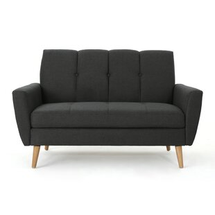 Dority Loveseat by Ebern Designs