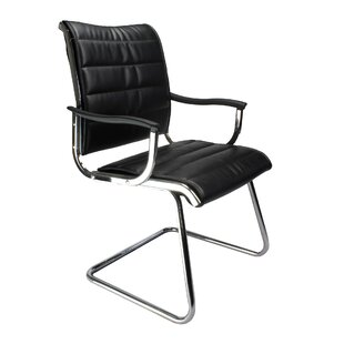 Visitor Chair With Nylon Arm By Wade Logan