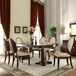 Yearwood 7 Piece Extendable Dining Set
