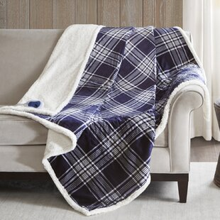 Leeds Oversized Heated Throw