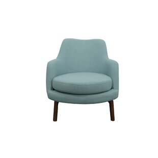 Trudell Lounge Chair by Corrigan Studio