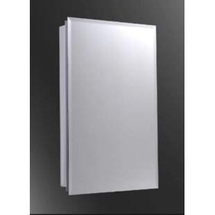 Best Reviews Deshawn 13.5 x 36 Recessed Medicine Cabinet By Ebern Designs